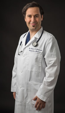 Dr. Rob Berberian, D.O.  Integrative Medicine Specialist  Double board certified in Family Medicine and Integrative Medicine with a specialty focus in Spiritual Wellness.