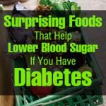 diabetes advice foods