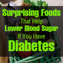 diabetes advice foods