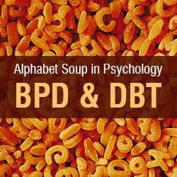 In fact, one known fact in the psychology literature is that men are under diagnosed with BPD while women are over diagnosed.