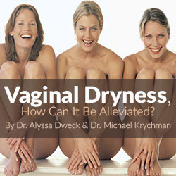 Alleviate Vaginal Dryness Remedies