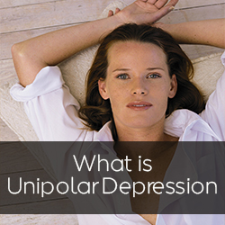 What is Unipolar Depression