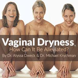 Alleviate Vaginal Dryness Remedies