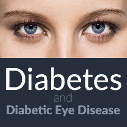Diabetes and Diabetic Eye Disease